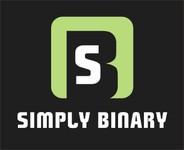 Simply Binary Logo - Entry #120