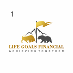 Life Goals Financial Logo - Entry #207