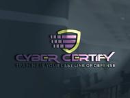 Cyber Certify Logo - Entry #107