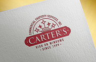 Carter's Commercial Property Services, Inc. Logo - Entry #234