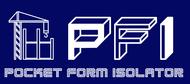 Pocket Form Isolator Logo - Entry #300
