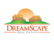 DreamScape Real Estate Logo - Entry #80