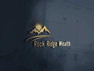 Rock Ridge Wealth Logo - Entry #195