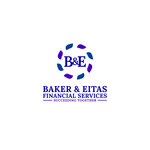 Baker & Eitas Financial Services Logo - Entry #3