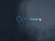 Roberts Wealth Management Logo - Entry #557