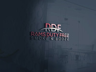 Rams Duty Free + Smoke & Booze Logo - Entry #81