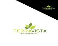 TerraVista Construction & Environmental Logo - Entry #107