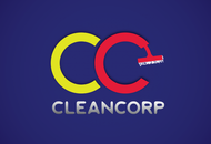 B2B Cleaning Janitorial services Logo - Entry #10