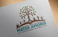 Mater Amoris Montessori School Logo - Entry #187