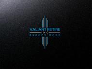 Valiant Retire Inc. Logo - Entry #194