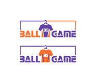 Ball Game Logo - Entry #224