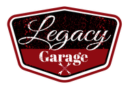 LEGACY GARAGE Logo - Entry #163