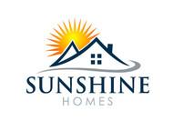 Sunshine Homes Logo - Entry #548