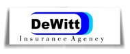 """DeWitt Insurance Agency"" or just ""DeWitt"" Logo - Entry #242"