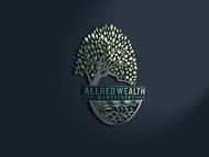 ALLRED WEALTH MANAGEMENT Logo - Entry #553