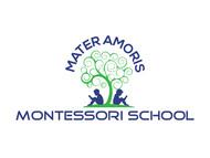 Mater Amoris Montessori School Logo - Entry #594