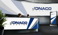 Jonaco or Jonaco Machine Logo - Entry #163