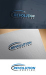 Revolution Roofing Logo - Entry #346