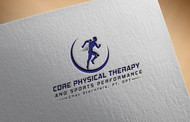 Core Physical Therapy and Sports Performance Logo - Entry #84
