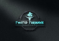 Twisted Turquoise Boutique Logo - Entry #134