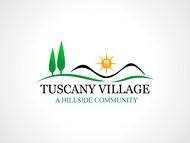 Tuscany Village Logo - Entry #117