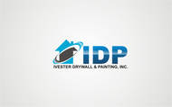 IVESTER DRYWALL & PAINTING, INC. Logo - Entry #149