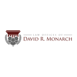 Law Offices of David R. Monarch Logo - Entry #134