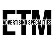 ETM Advertising Specialties Logo - Entry #142