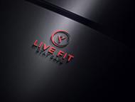 Live Fit Stay Safe Logo - Entry #203
