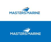Masters Marine Logo - Entry #66