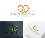 Lehal's Care Home Logo - Entry #65