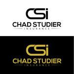 Chad Studier Insurance Logo - Entry #265