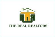 The Real Realtors Logo - Entry #108