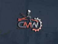 CMW Building Maintenance Logo - Entry #169