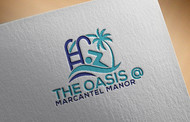 The Oasis @ Marcantel Manor Logo - Entry #113