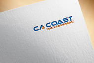 CA Coast Construction Logo - Entry #199