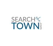 search the town .com     or     djsheil.com Logo - Entry #8