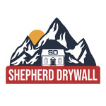 Shepherd Drywall Logo - Entry #219