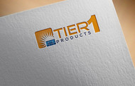 Tier 1 Products Logo - Entry #423