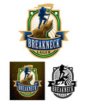 Breakneck Lager Logo - Entry #21