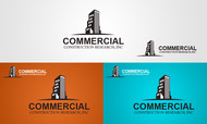 Commercial Construction Research, Inc. Logo - Entry #38