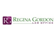 Regina Gordon Law Office  Logo - Entry #88