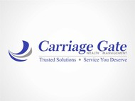 Carriage Gate Wealth Management Logo - Entry #106