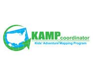 KAMPcoordinator : Kids' Adventure Mapping Program   Logo - Entry #23