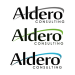 Aldero Consulting Logo - Entry #127