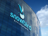 Snowbird Retirement Logo - Entry #3