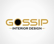 Gossip Interior Design Logo - Entry #81