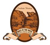 Escalante Heritage/ Hole in the Rock Center Logo - Entry #100