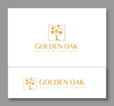 Golden Oak Wealth Management Logo - Entry #215