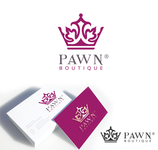 Either Midtown Pawn Boutique or just Pawn Boutique Logo - Entry #23